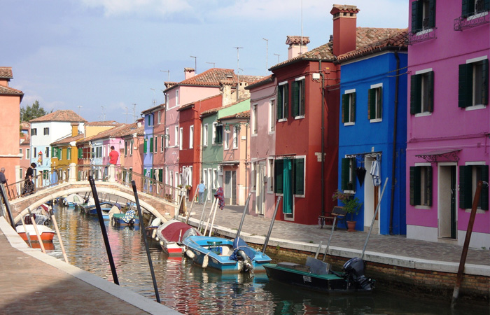 Islands of Murano, Burano And Torcello