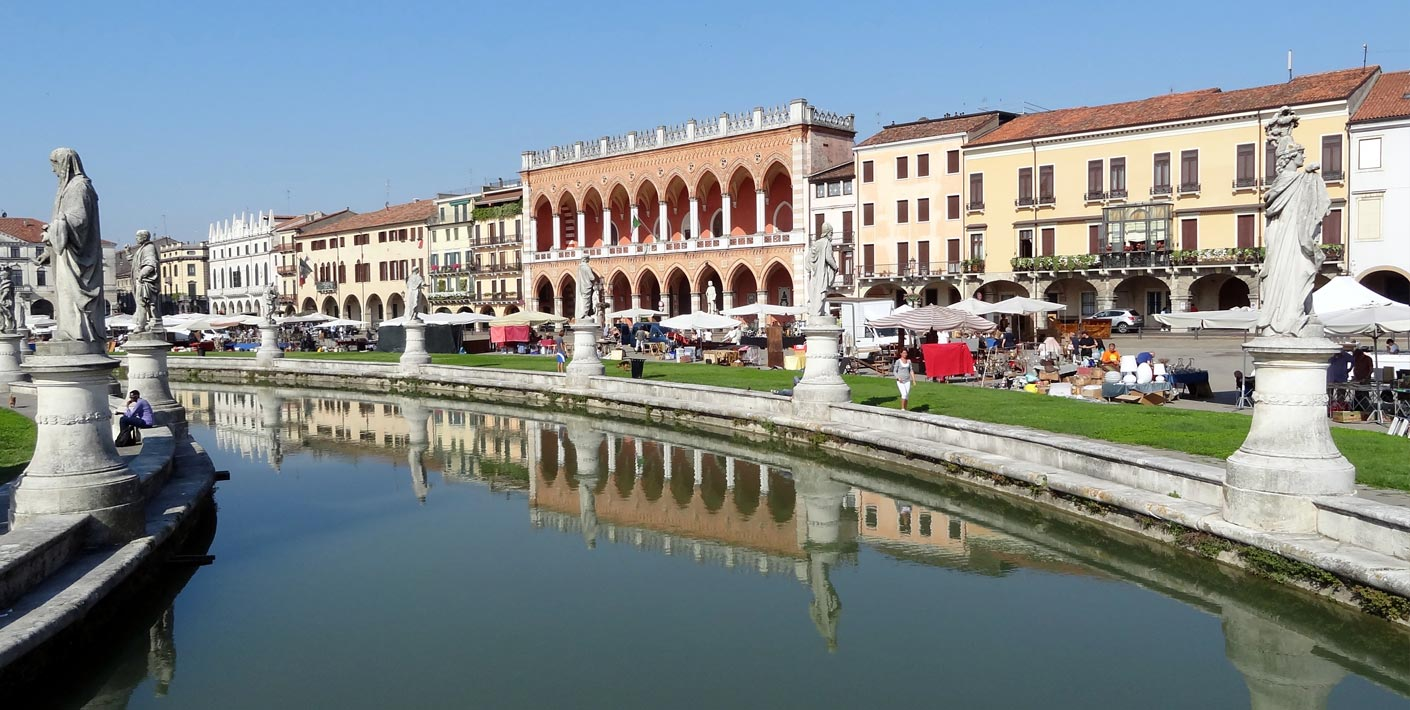 Excursion to Padua