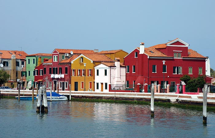 Excursions to the island of Pellestrina